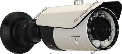TSi-Pm111F (3.6) Tantos Уличная ip камера 1,3 Мп Aptina с смещ. ИК фильтром